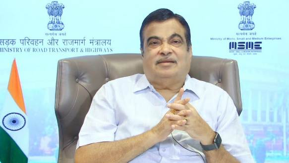 Nitin Gadkari Chairs key meeting on Chaardhaam All Weather Road Project