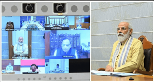 PM Narendra Modi chaired review meeting on Covid-19 pandemic preparations