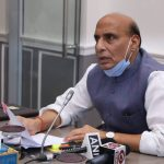 Raksha Mantri Rajnath Singh e-inaugurates six strategic bridges in Jammu & Kashmir