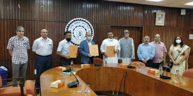 TRIFED Signs MoU with IIT, Delhi for Unnat Bharat Abhiyan (UBA)