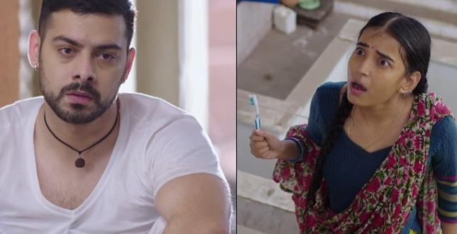 Gudiya and Guddu at loggerheads in &TV's Gudiya Humari Sabhi Pe Bhari?
