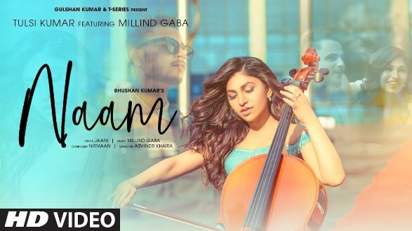 Tulsi Kumar collaborates with Millind Gaba and Jaani for her single 'Naam'