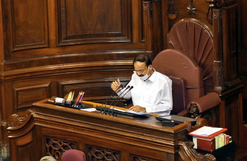 Government, civil society and the people at large must work together to stamp out corruption from India: Vice President Venkaiah Naidu