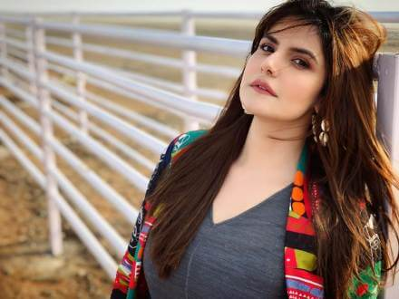 Zareen Khan shares a heartfelt message after watching Dil Bechara, starring the Late Sushant Singh Rajput