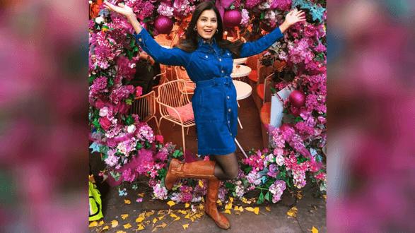 """London Return Student : Bombay Based Blogger - Aastha Mehta """"Living the Dream"""""""