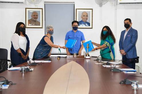 Ministry of Youth Affairs and Sports partners with UNICEF to strengthen resolve to mobilise 1 crore youth volunteers to achieve goals of Atmanirbhar Bharat
