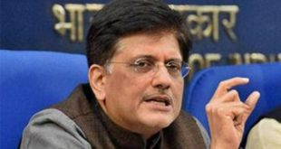 Government would help in creating a conductive ecosystem for manufacturing and exporting electronic items : Piyush Goyal