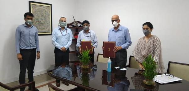 Government of India and AIIB sign agreement for $500 million to improve the network capacity, service quality and safety of the suburban railway system in Mumbai