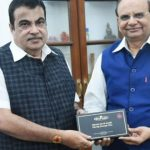 MSME Minister Nitin Gadkari launches Khadi's Gift Box of Silk Mask