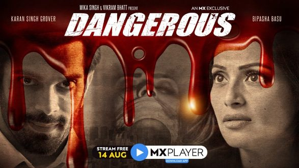 Nitin Arora is all set for the release of his web project 'Dangerous' opposite Bipasha Basu and Karan Singh Grover