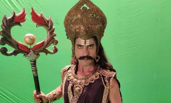 Puneet Vashist's path-breaking entry as Lord Shani in &TV's Kahat Hanuman Jai Shri Ram