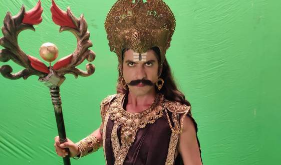 """Mythology genre never fails to teach you newer things, despite having adequate experience in the field of acting"", says an excited Puneet Vashist while talking about his role in &TV's Kahat Hanuman Jai Shri Ram"