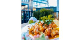 The Hart Lounge London: Bringing food and shisha together for the best nightlife
