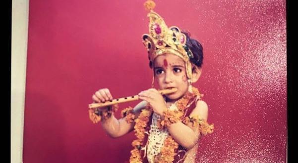 This Adorable Throwback of Pulkit Samrat on Janmashtami Brings back Memories