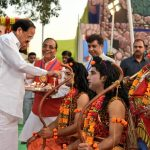 Vice President Venkaiah Naidu calls upon the people to spread the universal message of Dharma as depicted in the timeless epic Ramayana
