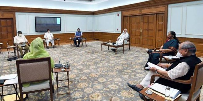 Cabinet approves proposal for leasing out three airports - Jaipur, Guwahati and Thiruvananthapuram - of Airports Authority of India through Public Private Partnership
