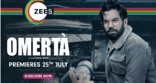 Omerta – A Thriller that will keep you on the Edge