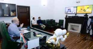 "Union Home Minister Amit Shah inaugurates the ""Destination North East-2020"" Festival"