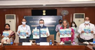 ESIC Issues Guidelines for COVID-19 Safety Measures at Workplace