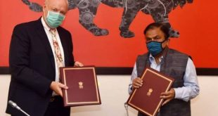 India, Denmark sign MoU on Intellectual Property cooperation