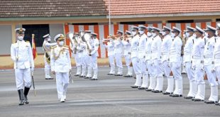 Naval Investiture Ceremony– 2020