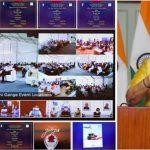 PM Narendra Modi inaugurates Six Major Projects in Uttarakhand to make River Ganga Nirmal and Aviral