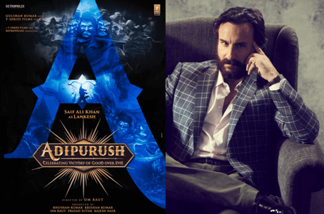 Saif Ali Khan to return as the menacing villain one more time for Om Raut directed Adipurush produced by Bhushan Kumar