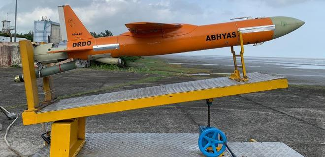 Successful Flight Test of ABHYAS