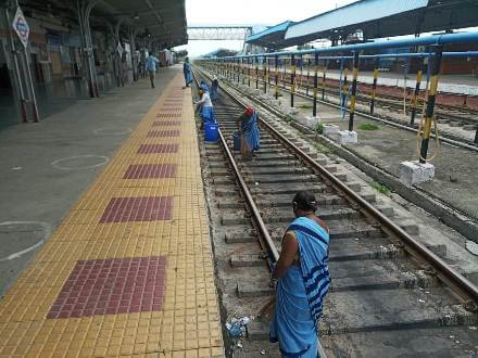 """Swachhta Pakhwara"" is being observed all over Indian Railways"