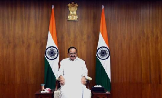 "Vice President M Venkaiah Naidu advises to follow the concept of ""Dincharya"" and ""Ritucharya to maintain a healthy lifestyle"