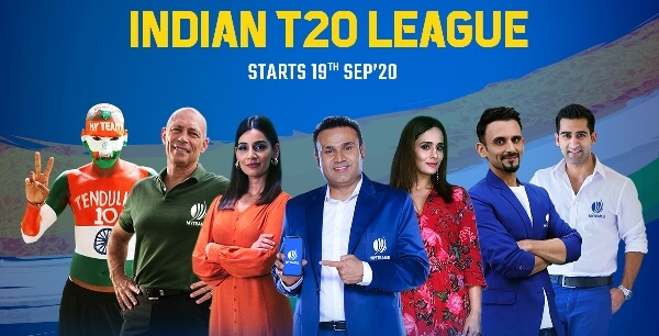 """Virender Sehwag to be Joined by Danny Morrison, Jatin Sapru and Mayanti Langer for MyTeam11's Campaign around Indian T20 season – """"India Ki Apni Fantasy App"""""""