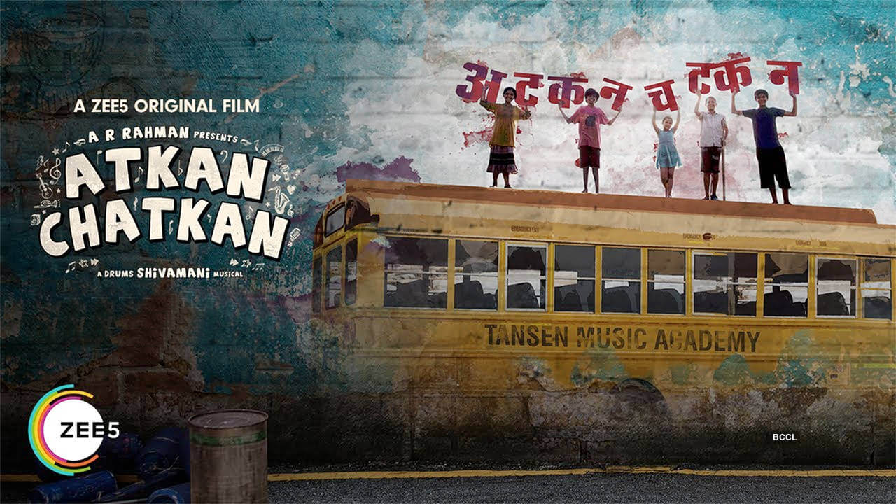 ATKAN CHATKAN MOVIE REVIEW – THIS ZEE5 FLICK PERFECTLY CELEBRATES THE SPIRIT OF CHILDHOOD