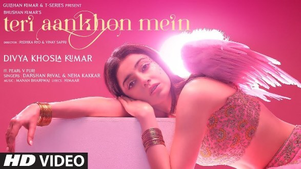 Divya Khosla Kumar all set to make you fall in love with 'Teri Aankhon Mein'