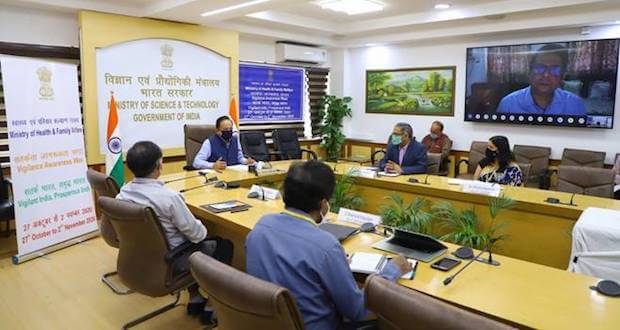 Dr Harsh Vardhan Launches DST initiative SERB – POWER (Promoting Opportunities for Women in Exploratory Research)