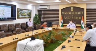 Dr Harsh Vardhan chairs Inter-ministerial Meeting to boost 'Whole of Government' approach for FSSAI's 'Vision 2050'