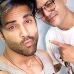 Pulkit Samrat sports a unique salt and pepper hairstyle for the film Taish and hairstylist Aalim Hakim shares his input on the look