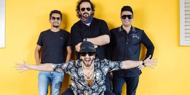 Rohit Shetty and Bhushan Kumar collaborate for 'Cirkus'