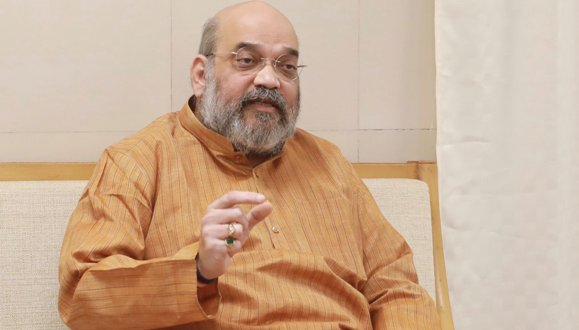 Union Home Minister Amit Shah congratulated Prime Minister Narendra Modi on the beginning of his 20th year as a public representative
