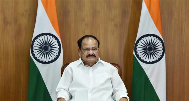 Vice President M Venkaiah Naidu tests negative for COVID-19, expected to resume normal activities soon