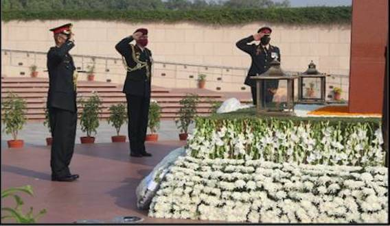 Indian Army Celebrates 240th Corps of Engineers Day