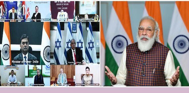 PM Narendra Modi Inaugurates RE-Invest 2020