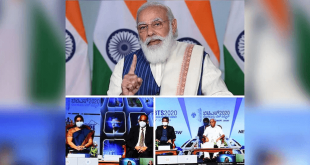 PM Narendra Modi inaugurates Bengaluru Tech Summit