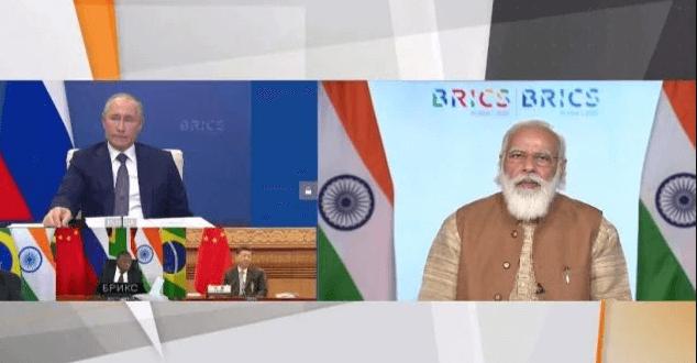 PM Narendra Modi's opening remarks at virtual BRICS Summit - 2020
