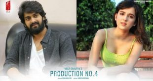 Shirley Setia to Make Telugu Debut with Naga Shaurya