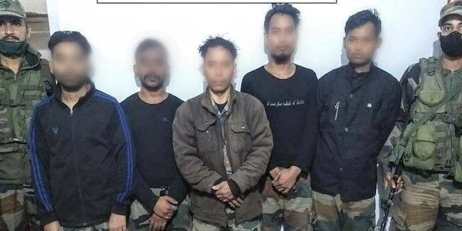 Top ULFA(I) Leader Dirshti Rajkhowa Surrenders to Indian Army