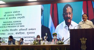 Vice President M. Venkaiah Naidu urges Presiding Officers to uphold the sanctity of 'temples of democracy'