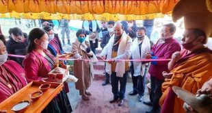 KVIC Brings Alive 1000-yrs Old Monpa Handmade Paper Industry in Tawang to Revive the Heritage Art; a Historic Feat for North East
