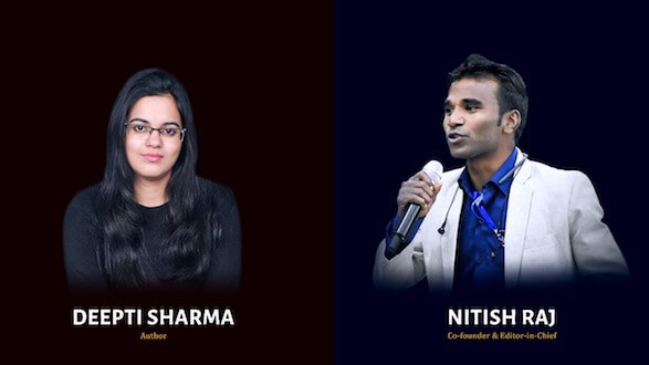 Literia Insight Signs Mathematician-turned-Author, Deepti Sharma