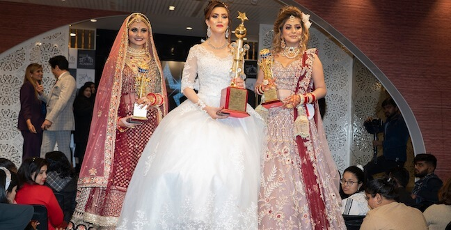 Make-up expert Aashmeen Munjaal celebrated 5th Season of Asia' one of the biggest Make-up & Hair Championship