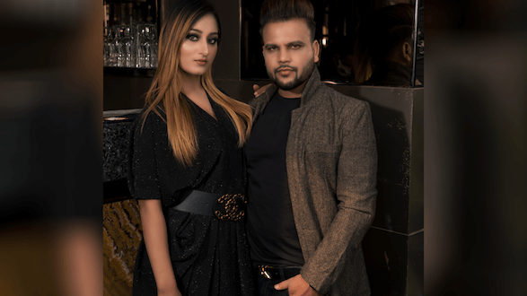 Meet Arif & Pari - The Power Couple Who's Heading Up The Beauty and Cosmetics Industry